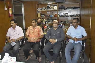 Training program on vehicle maintenance and safe driving for save the children-16