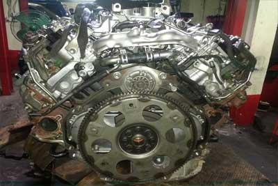 Land Cruiser V8 1TV-FTV Engine Overhauling-5