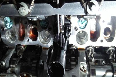 BMW X-5 E-Drive -2016 Engine Timing Checkup & Adjustment (2)